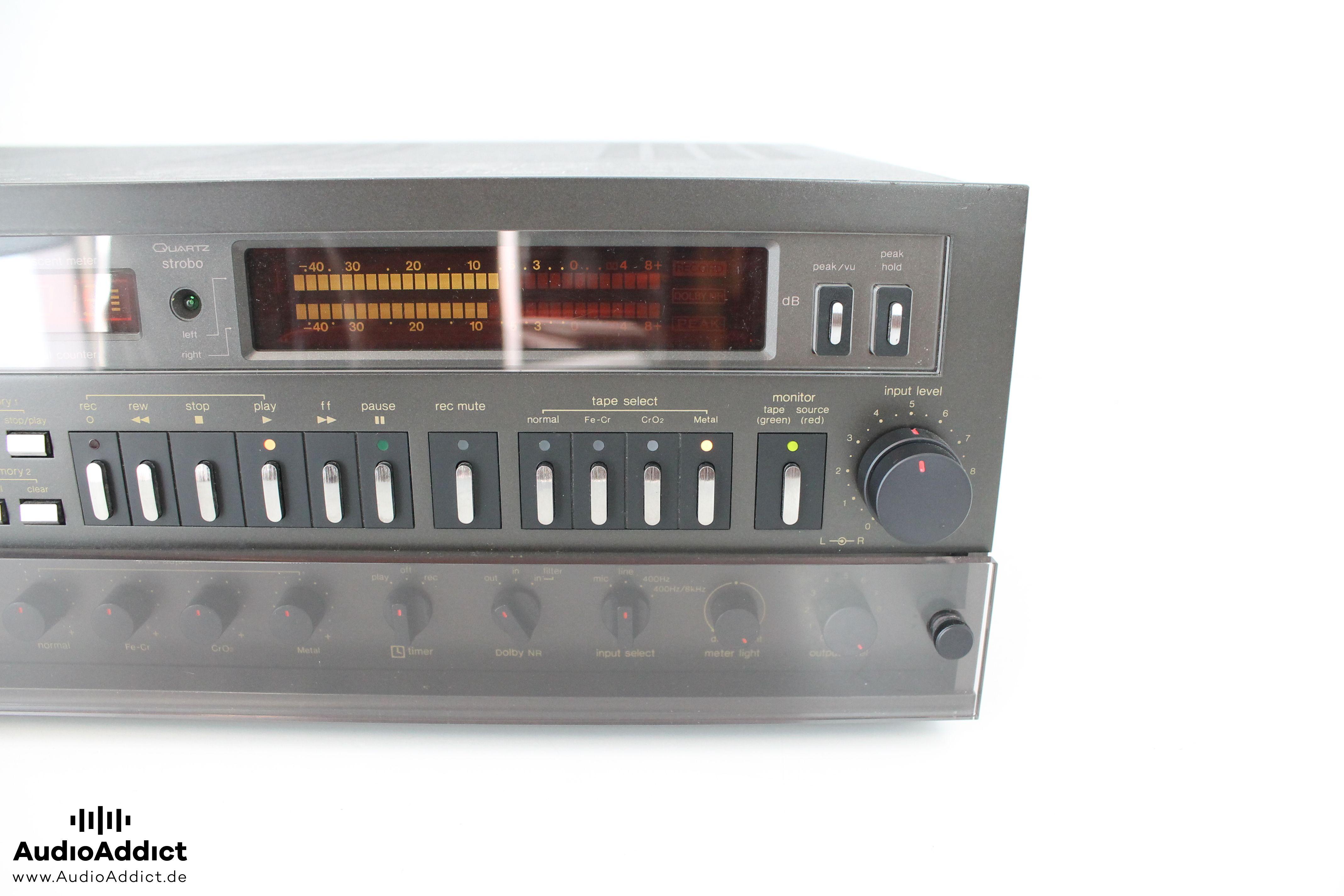 technics rs m95 high end tapedeck kassettendeck fully serviced x rare ebay. Black Bedroom Furniture Sets. Home Design Ideas