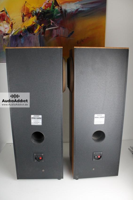 1 paar bose 401 direct reflecting speaker lautsprecher. Black Bedroom Furniture Sets. Home Design Ideas